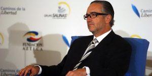 Ricardo-Salinas-Pliego at a conference