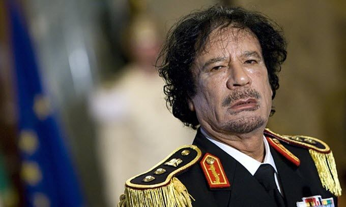 Muammar-Gaddafi-networth-salary