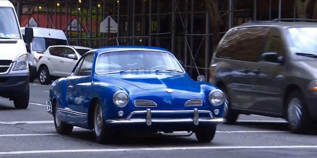Jerry Seinfeld 1963-Volkswagen-Karmann-Ghia