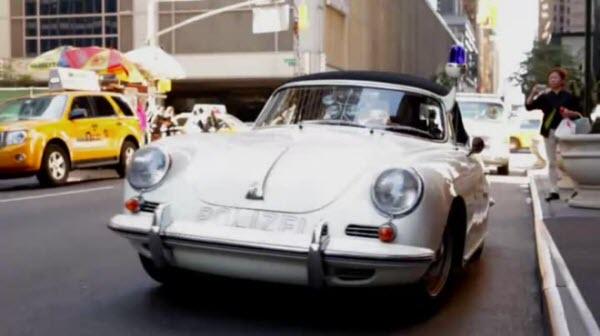 Jerry Seinfeld 1966-Porsche-356-SC-Cabriolet