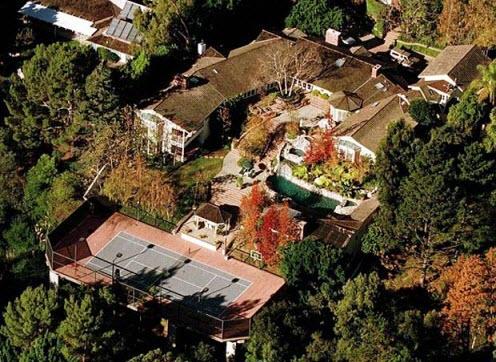 Jim Carrey House