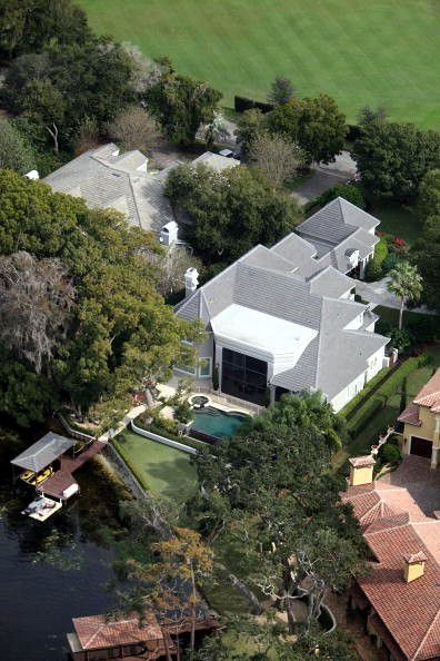 Tiger Woods House worth