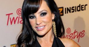 Lisa Ann at the Twisty Awards
