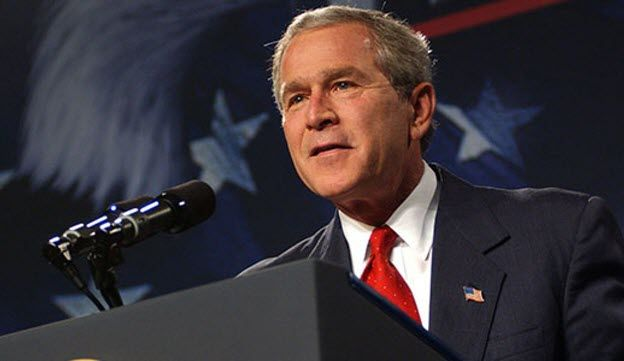 George-Bush-networth-salary-house-cars