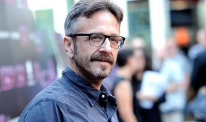Marc Maron at at premiere