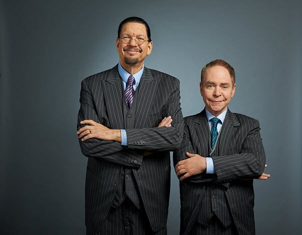 Penn-and-Teller-networth-salary-house-cars