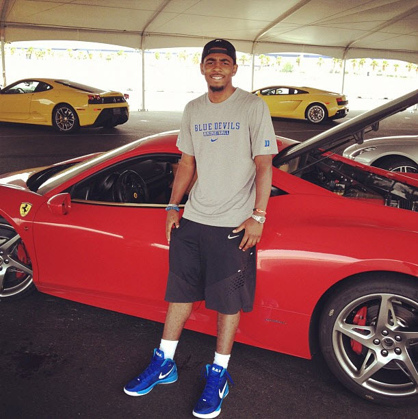 Kyrie-irving-cars-Ferrari-458