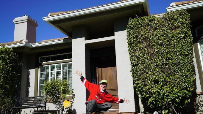 Rapper Logic House