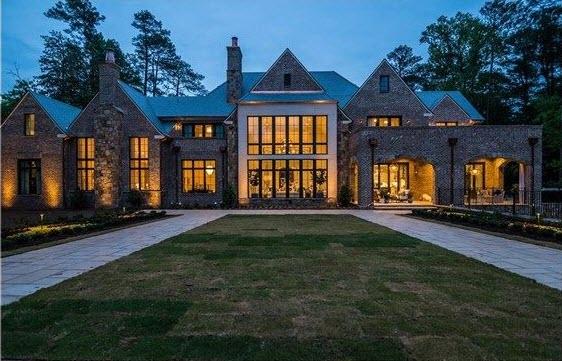 Dwight Howard's $12.5M Atlanta mansion