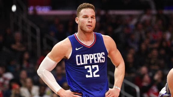 Blake Griffin Net Worth 2018 (Salary Contract, Mansion, Cars, Bio)