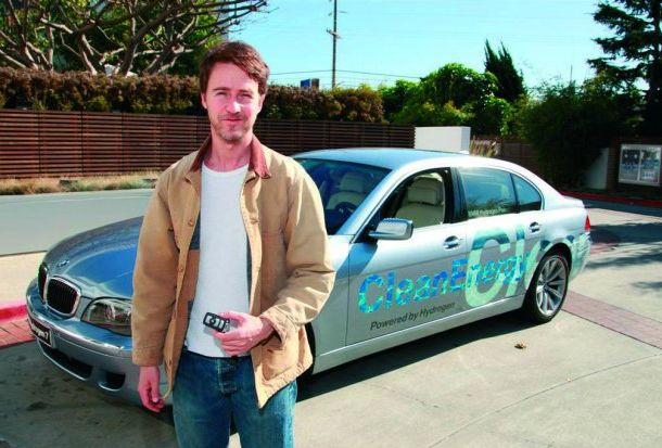 edward norton cars