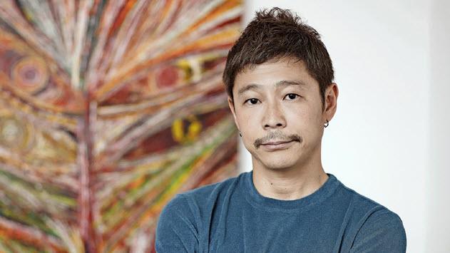 yusaku maezawa networth salary