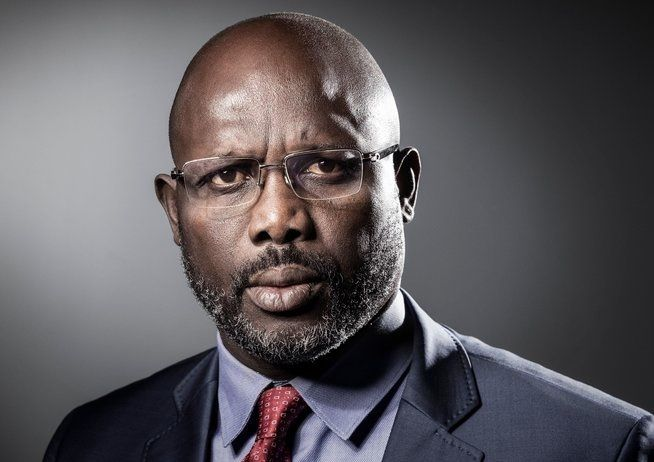 George-Weah-networth-salary