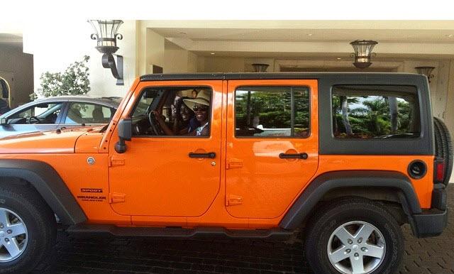 Lupita Nyong'o car collection