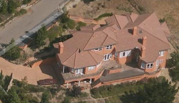 JaMarcus Russell house