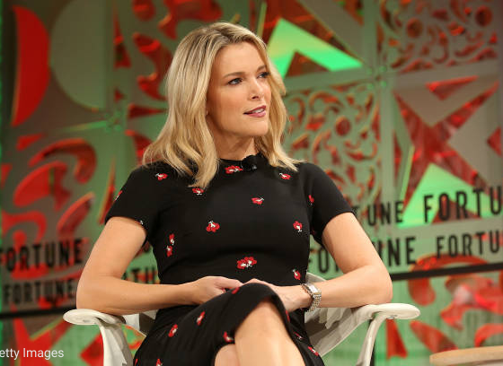 Megyn Kelly at a conference