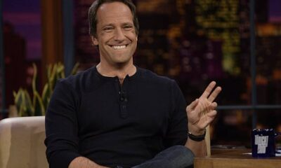 Mike Rowe Net Worth at the Tonight Show with Jay Leno