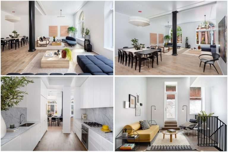Photos of Emily Blunt's and John Krasinski's Brooklyn Home