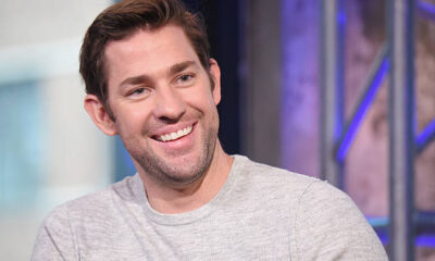 """Actor and Director John Krasinski attends the AOL Build presentation of the cast of """"The Hollars"""" at AOL HQ on August 17, 2016 in New York City."""