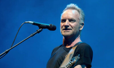Sting performs in concert during day three of KAABOO Texas at AT&T Stadium on May 12, 2019 in Arlington, Texas.